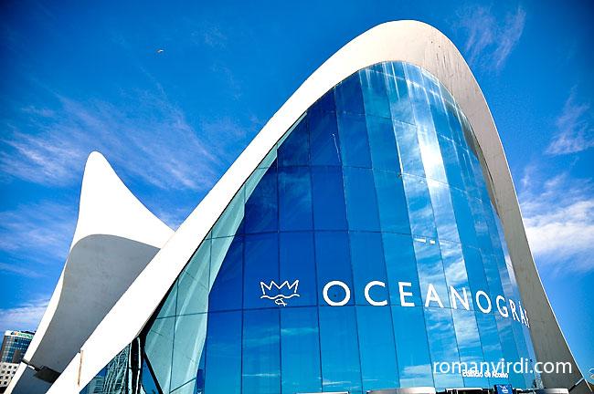 Oceanografico Valencia Spain