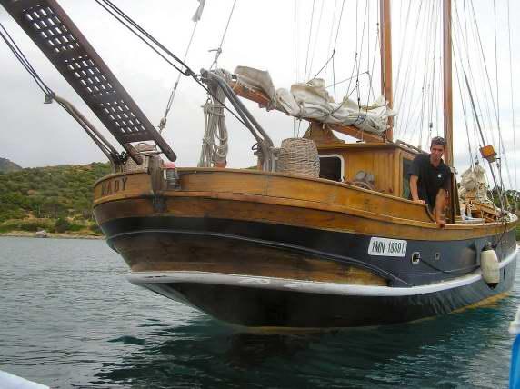 Wooden Sails Flat Bottom Boat Plans